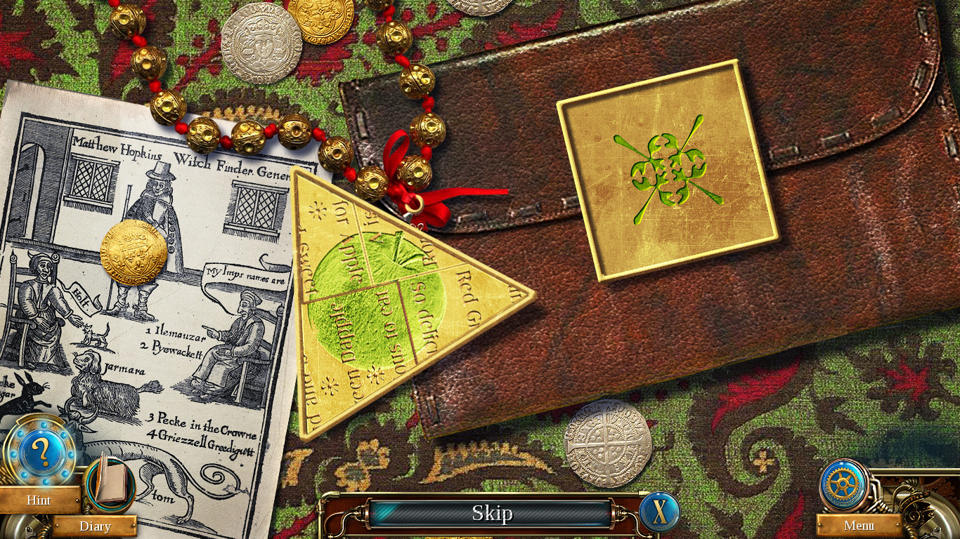 Time Mysteries: Inheritance - Remastered screenshot