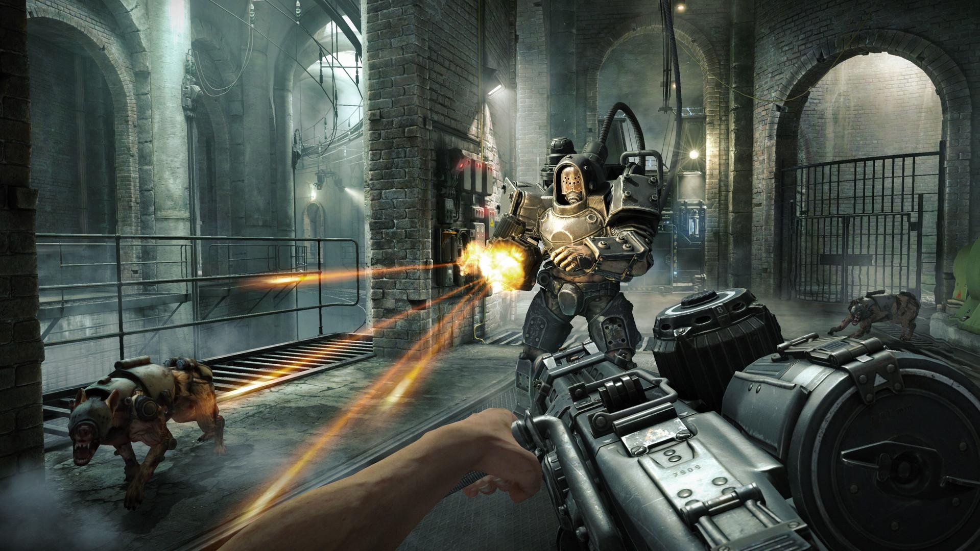 Download Wolfenstein The Old Blood PreLoad-ALI213