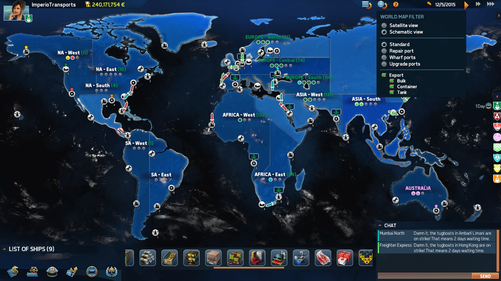 TransOcean 2: Rivals (RUS/ENG/Multi11) [L]