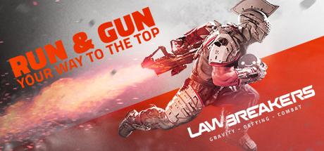LawBreakers - PC (Steam)