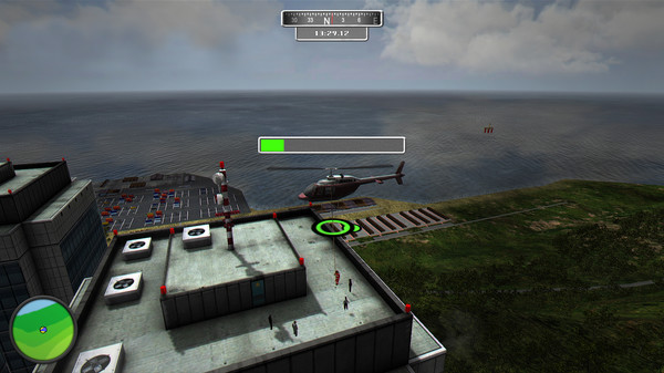Helicopter 2015 Natural Disasters Full Game PC Download