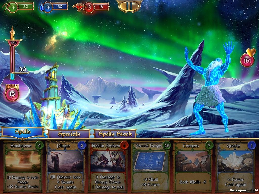 Wizards' Clash screenshot