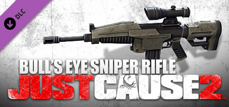 Just Cause 2: Bull's Eye Assault Rifle