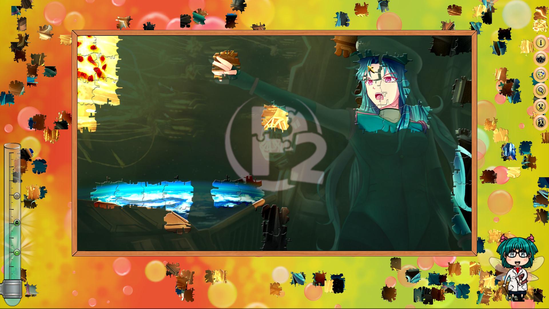 Pixel Puzzles 2: Anime screenshot