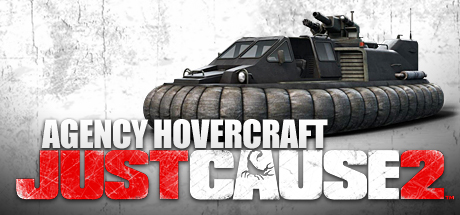Just Cause 2: Agency Hovercraft screenshot