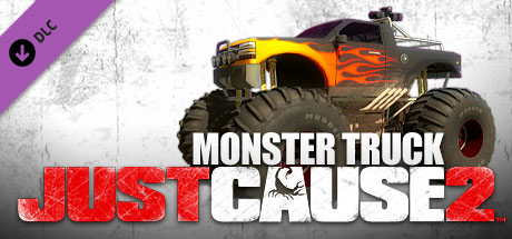 Just Cause 2: Monster Truck DLC