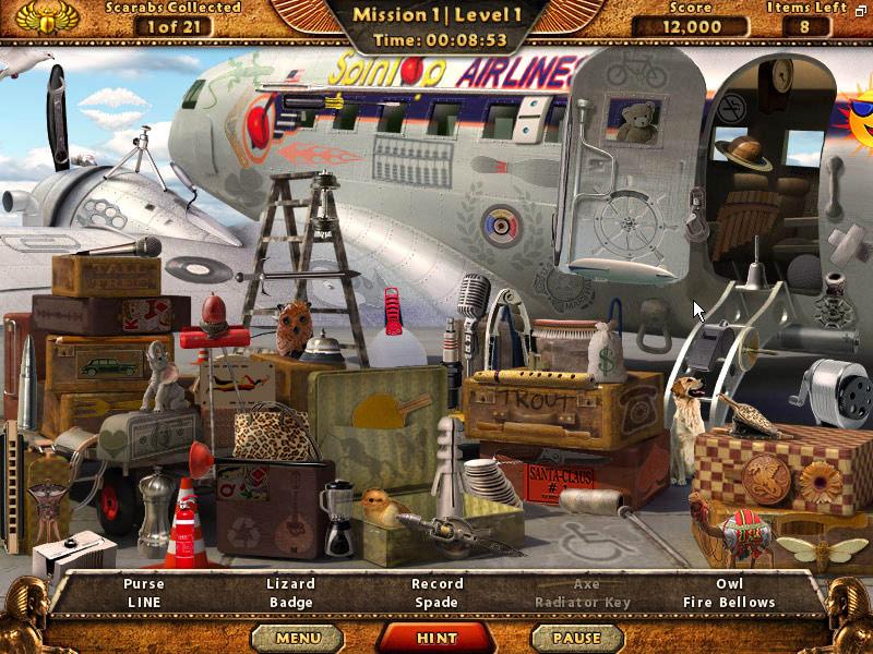 Amazing Adventures The Lost Tomb screenshot