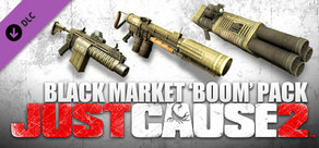 Just Cause 2 - Black Market Boom Pack DLC