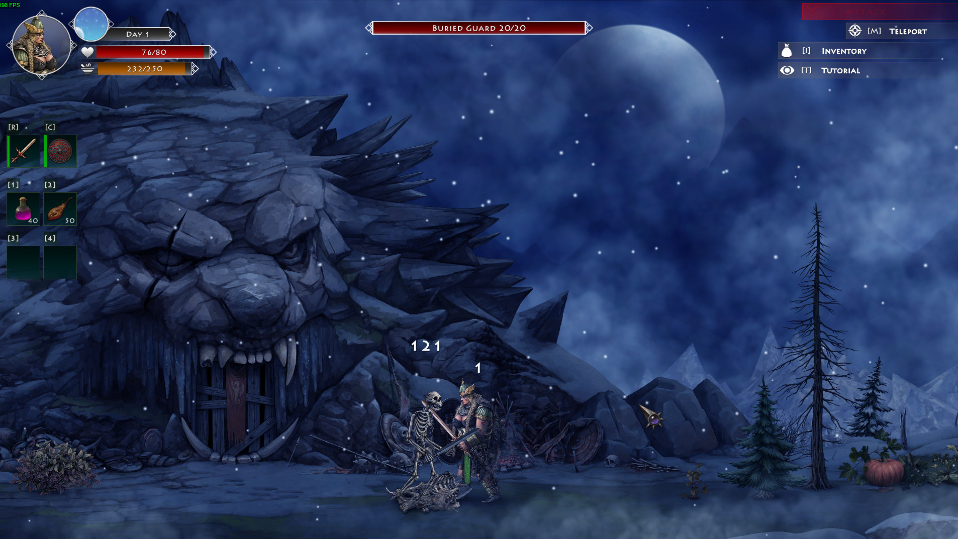 Niffelheim screenshot