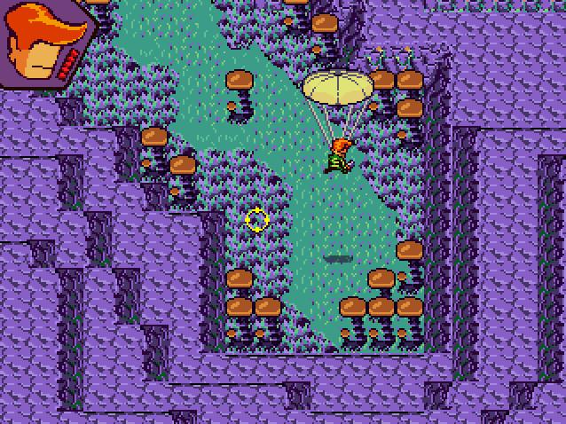 Venusian Vengeance screenshot