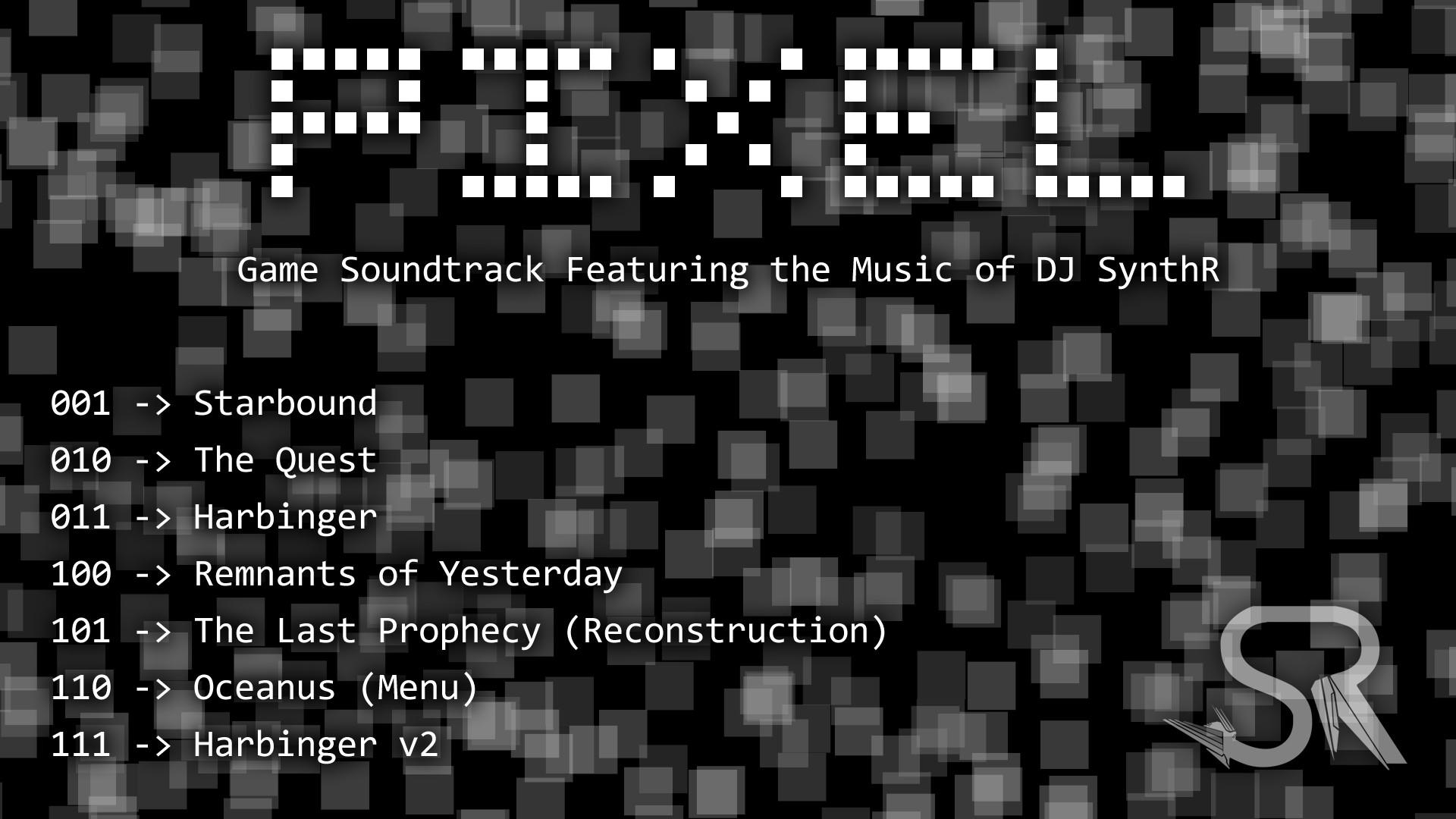 Pixel: ru²   Soundtrack screenshot