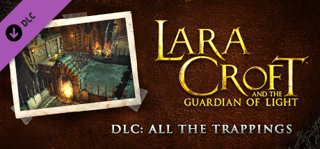 Lara Croft GoL: All the Trappings - Challenge Pack 1