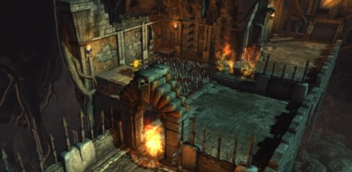 Lara Croft GoL: All the Trappings - Challenge Pack 1 screenshot