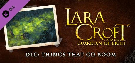 Lara Croft GoL: Things that Go Boom - Challenge Pack 2