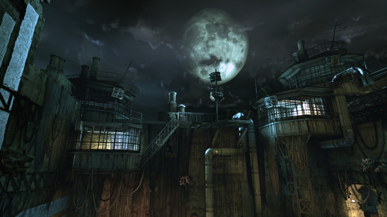 Batman: Arkham Asylum Game of the Year Edition screenshot