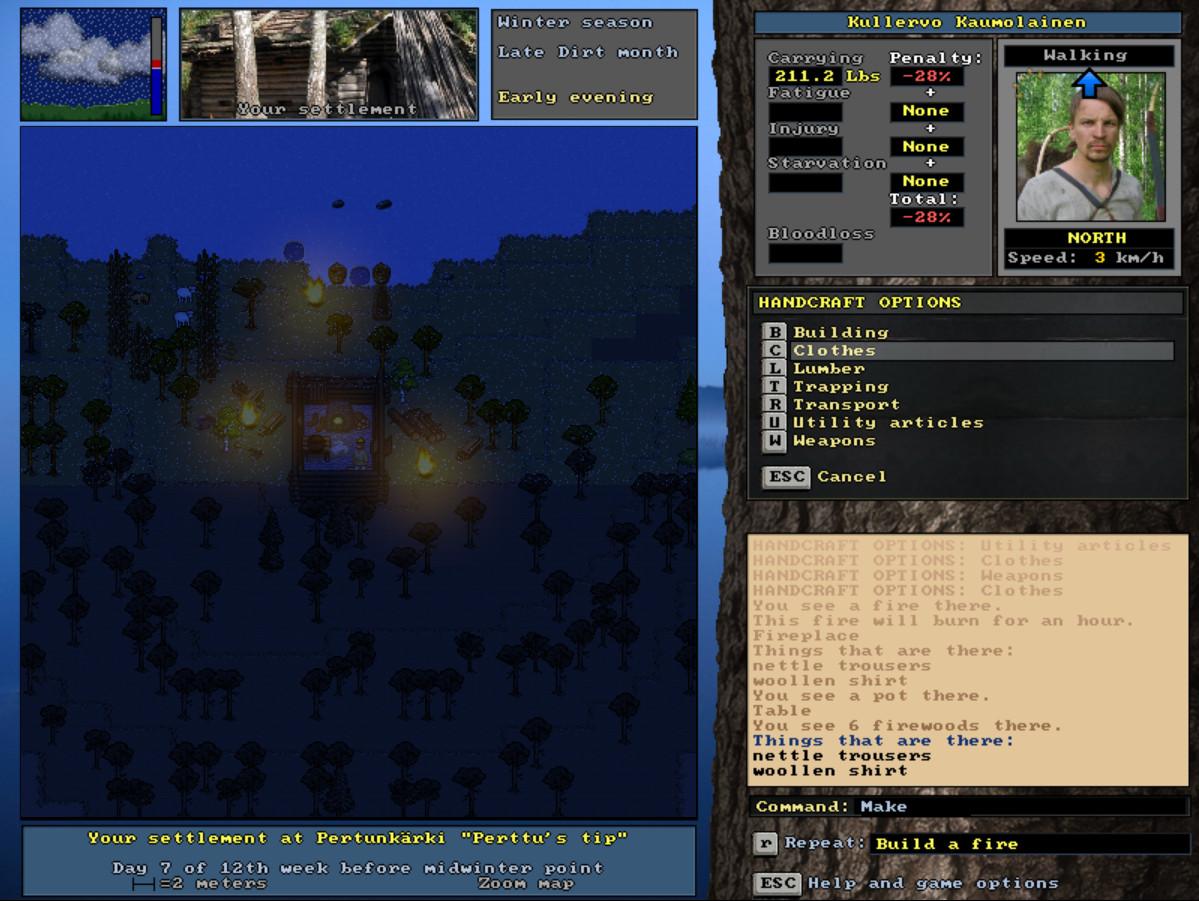 UnReal World Screenshot 2