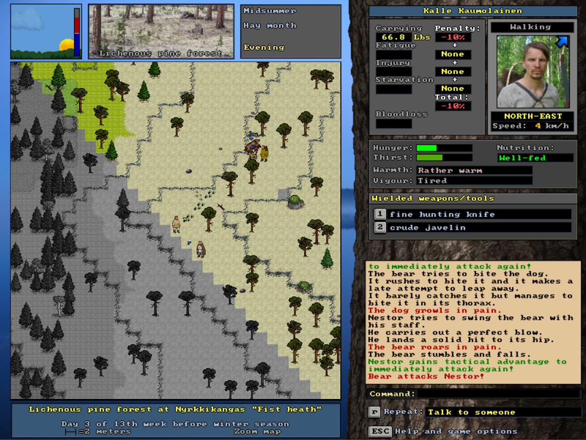 UnReal World Screenshot 1