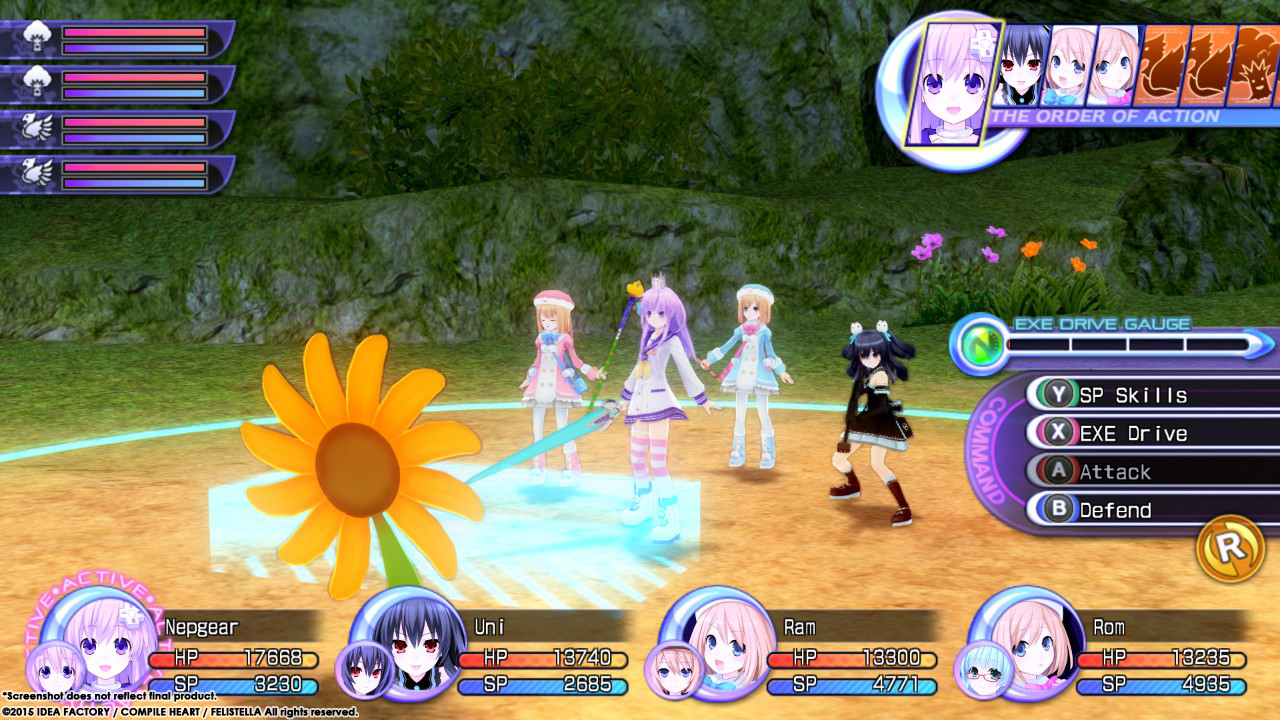 download hyperdimension neptunia re birth trilogy cracked by codex gog include all dlc and latest update mirrorace multiup