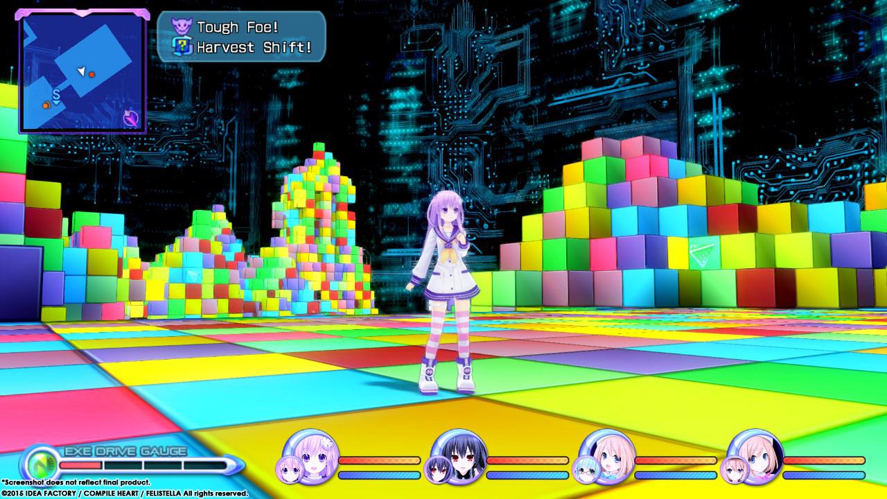 Hyperdimension Neptunia Re;Birth2: Sisters Generation (2015) PC | Лицензия