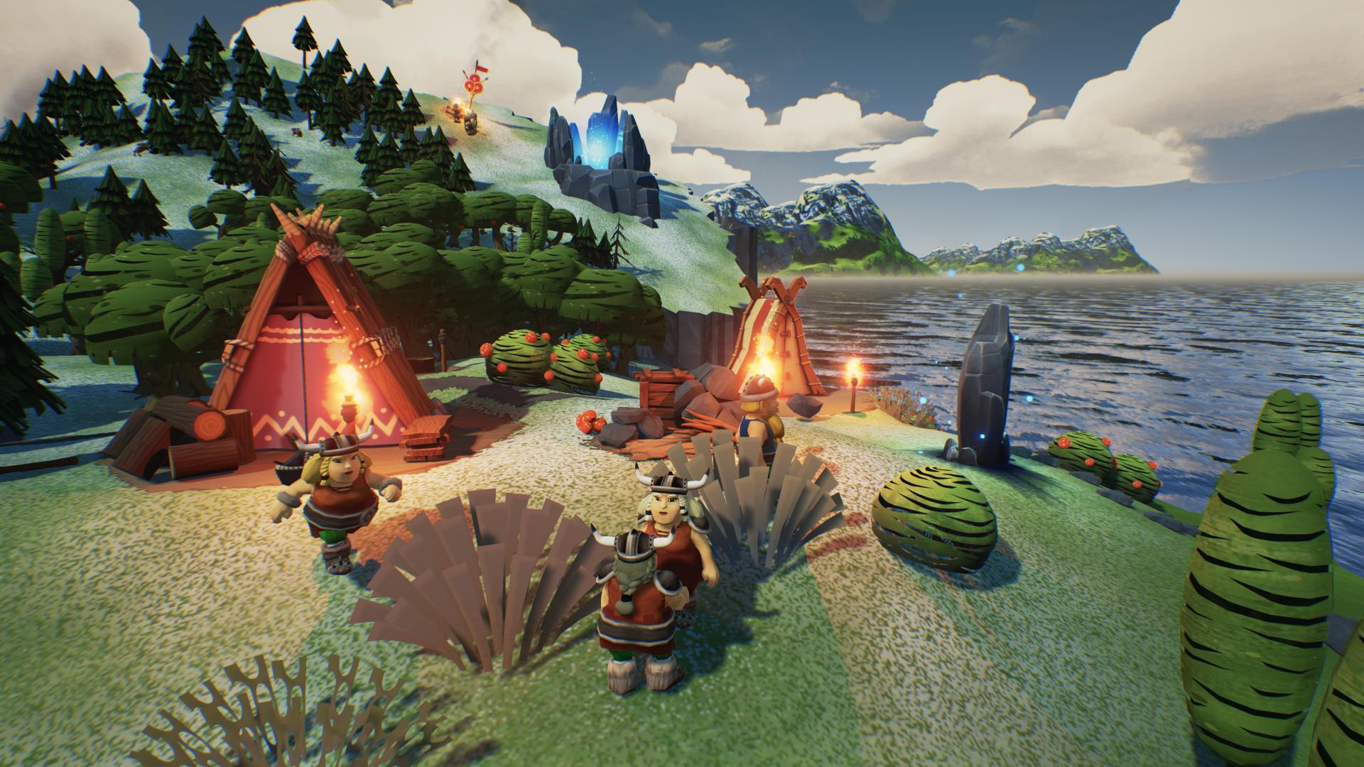 Valhalla Hills screenshot