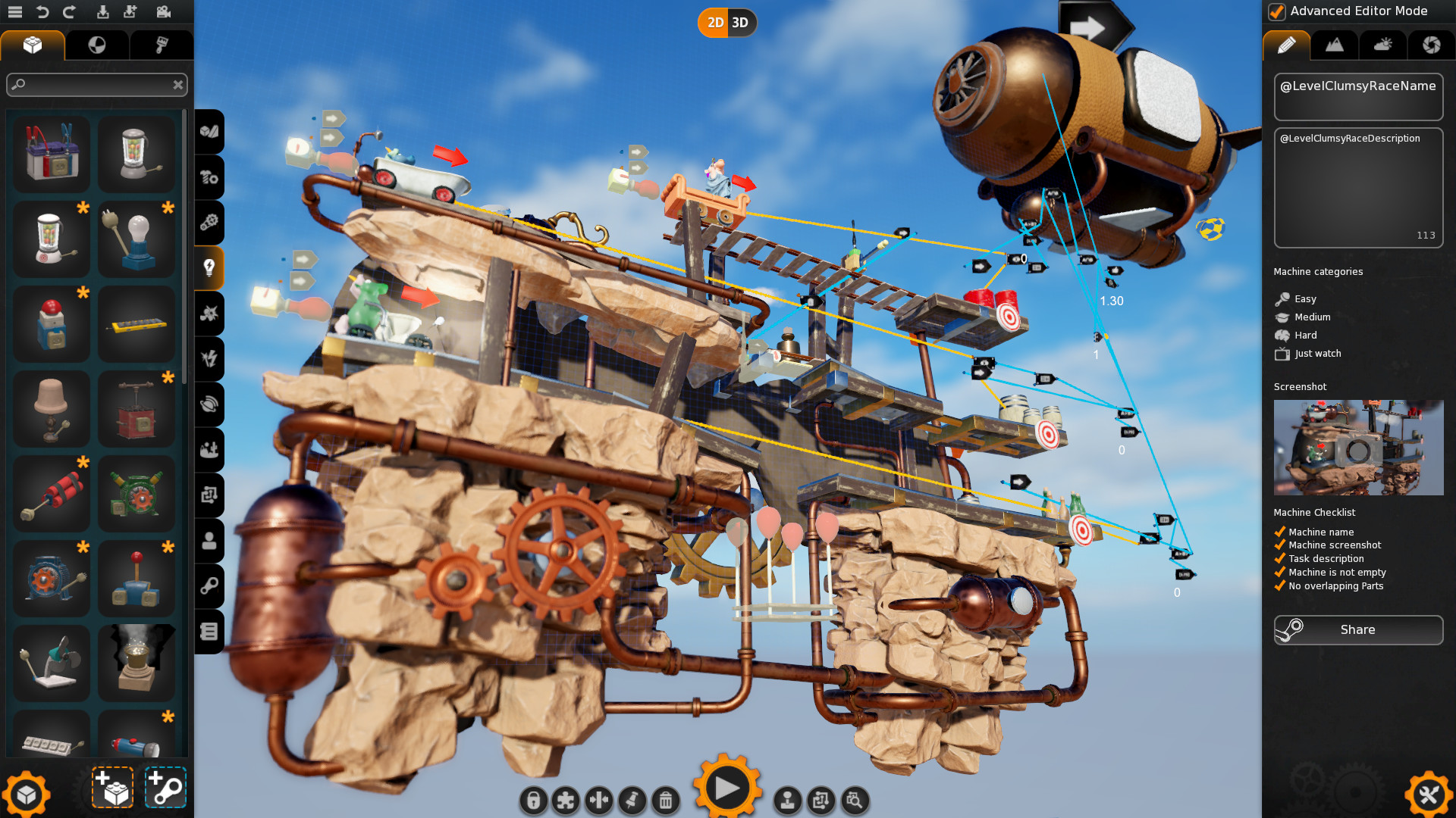 Crazy Machines 3 Screenshot 3