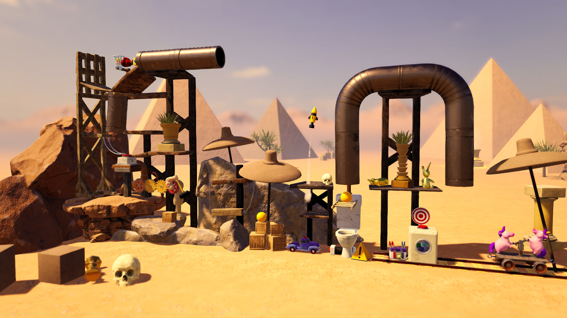 Crazy Machines 3 screenshot