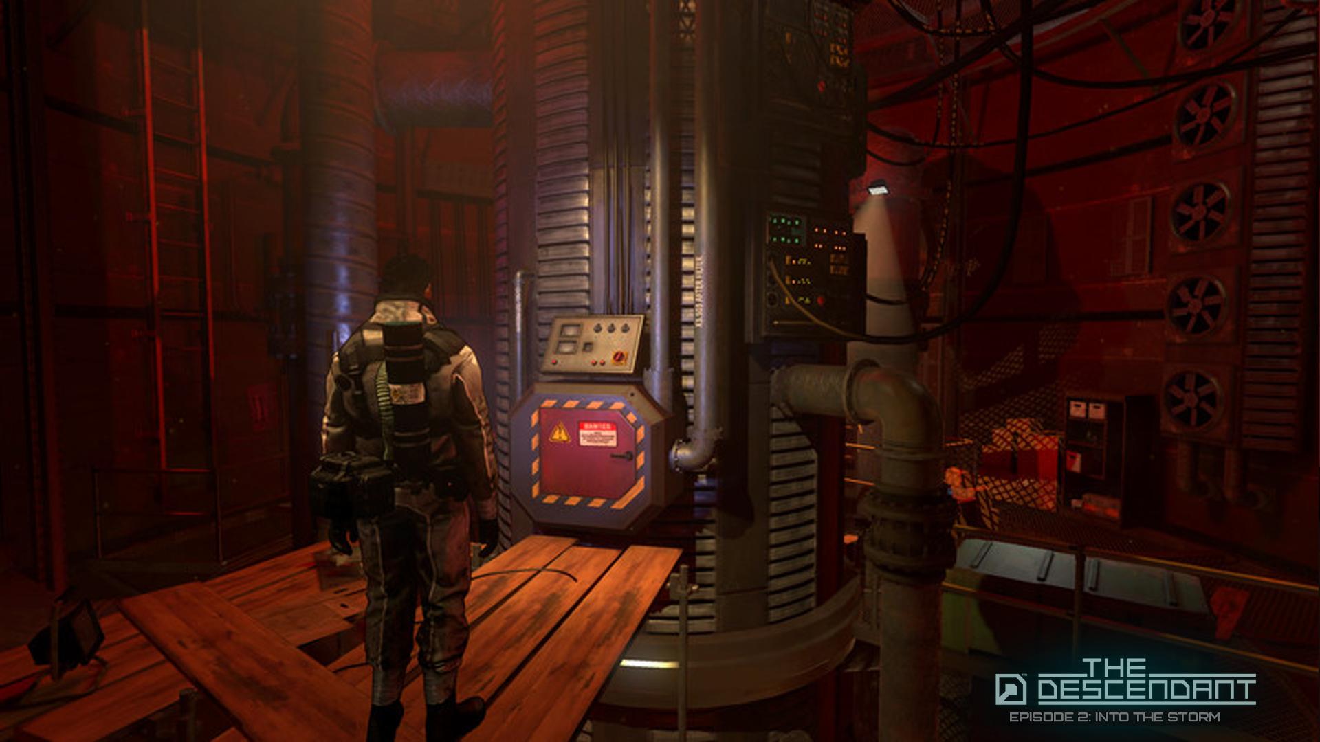 The Descendant screenshot