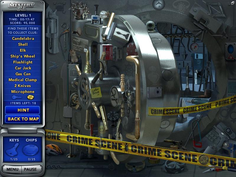 Mystery P.I. - The Vegas Heist screenshot