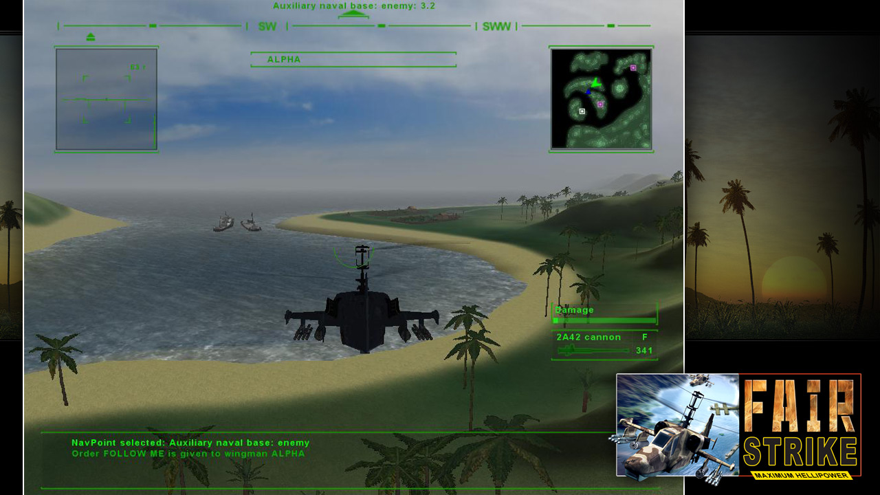 Fair Strike screenshot