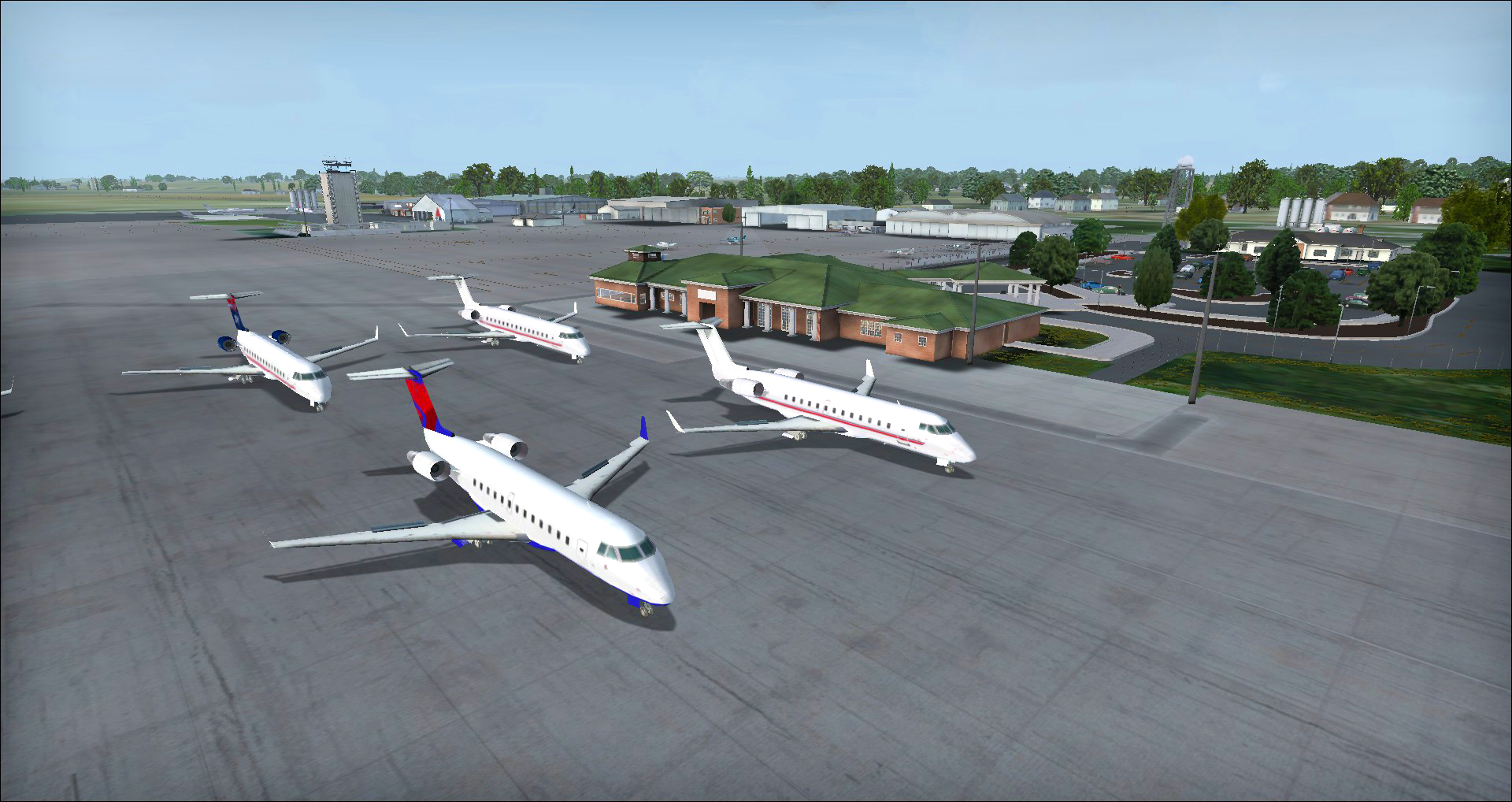 how to add scenery to fsx steam