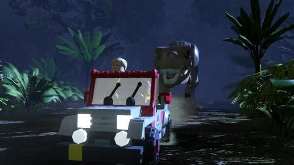 LEGO Jurassic World PC Reloaded Download