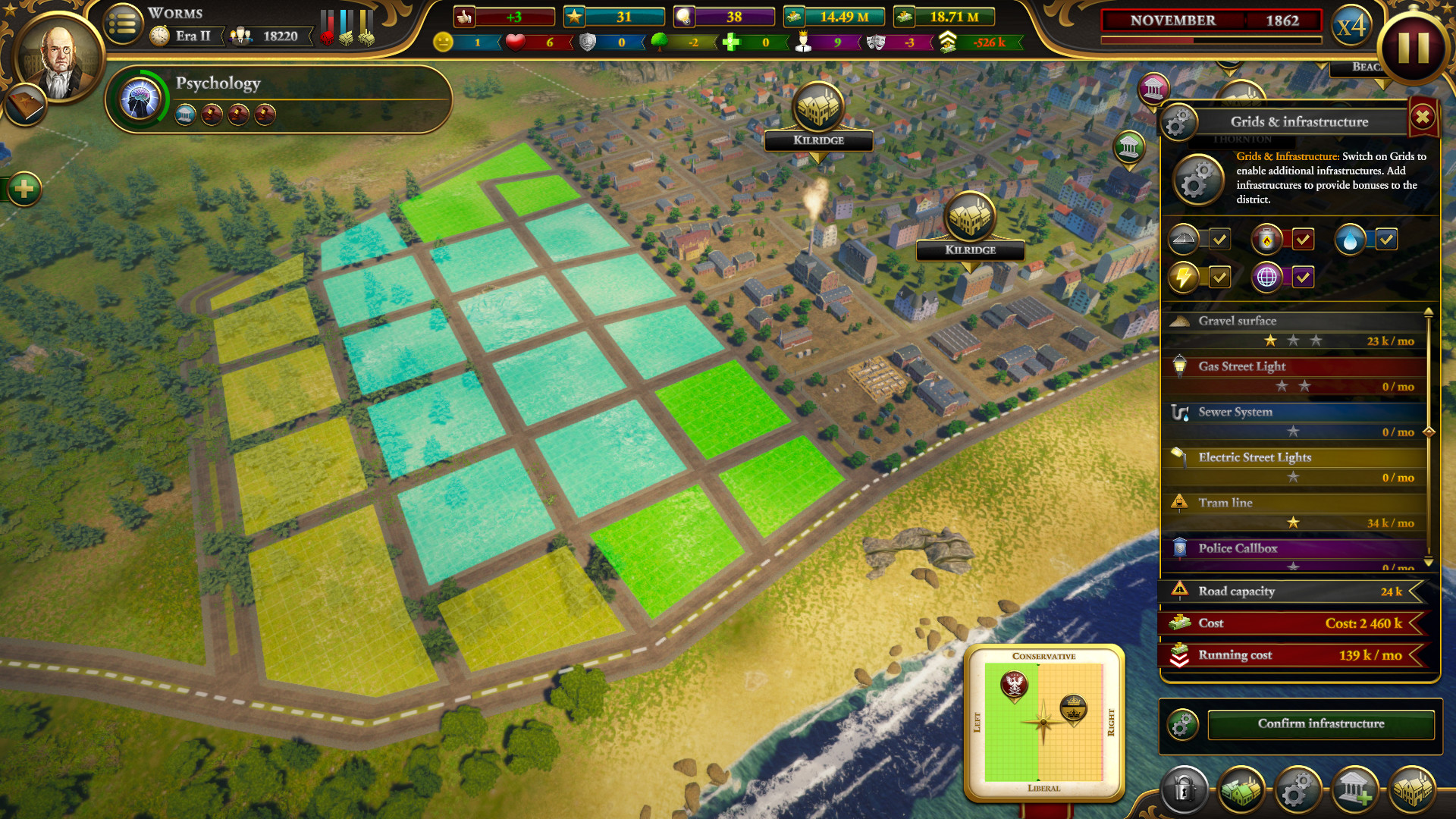 Urban Empire screenshot 3