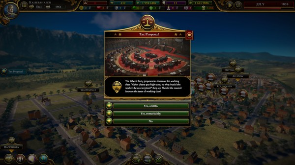 Urban Empire v1.1.4.0 Plus 8 Trainer-FLiNG