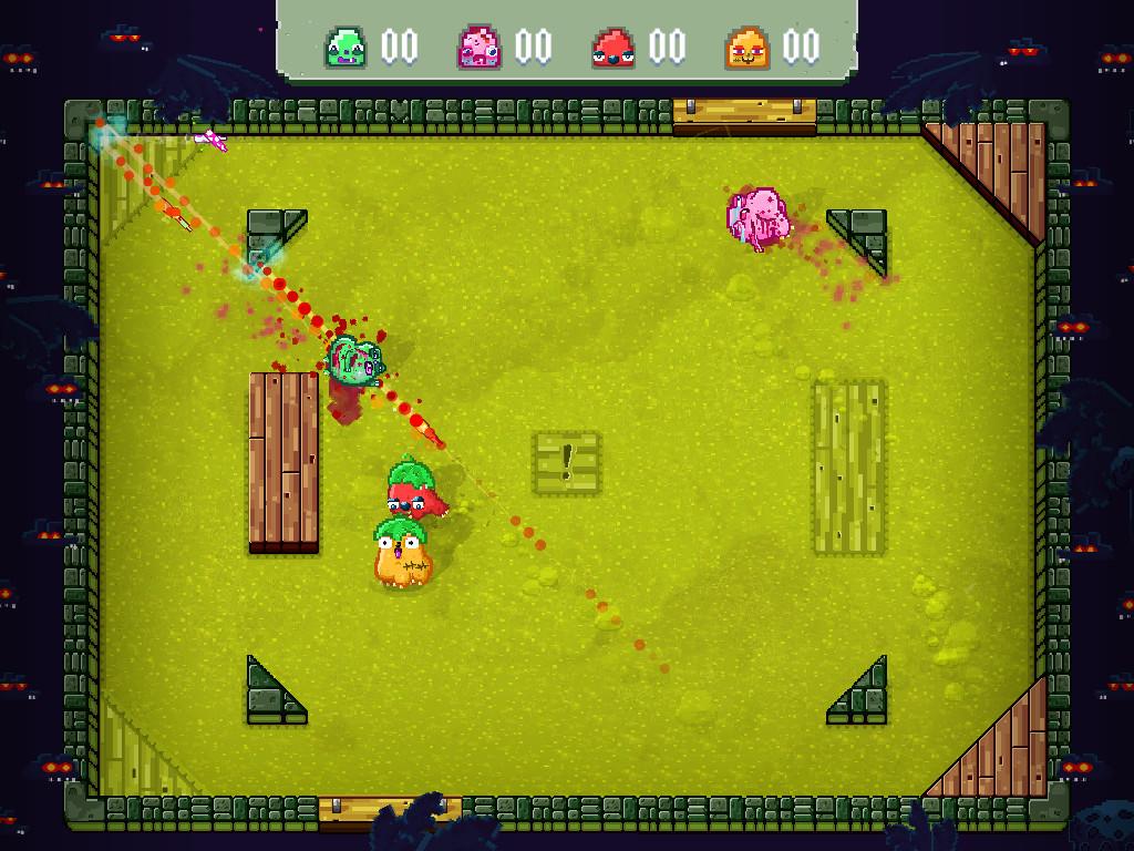 Porcunipine screenshot
