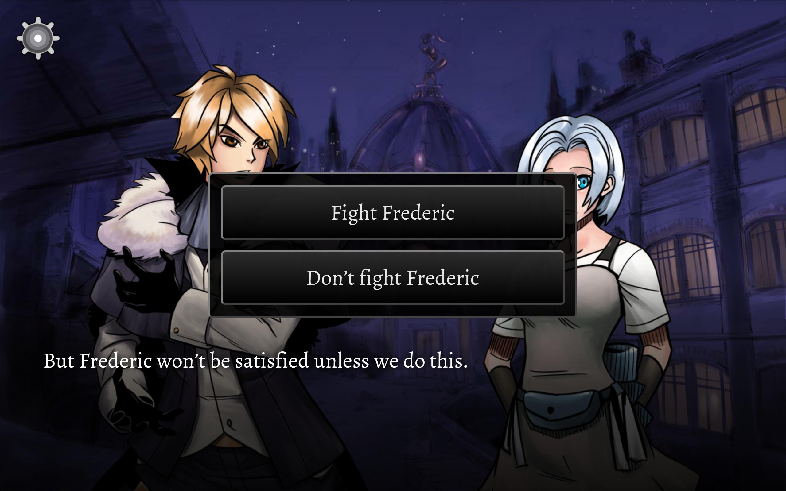 An Octave Higher screenshot
