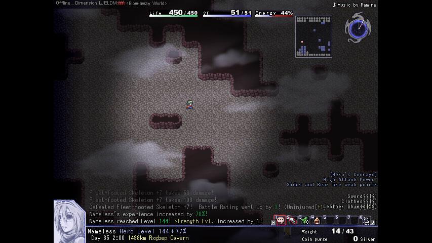 One Way Heroics Plus screenshot