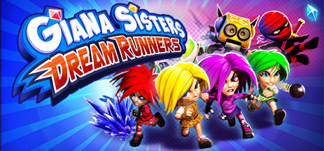 Giana Sisters: Dream Runners game image
