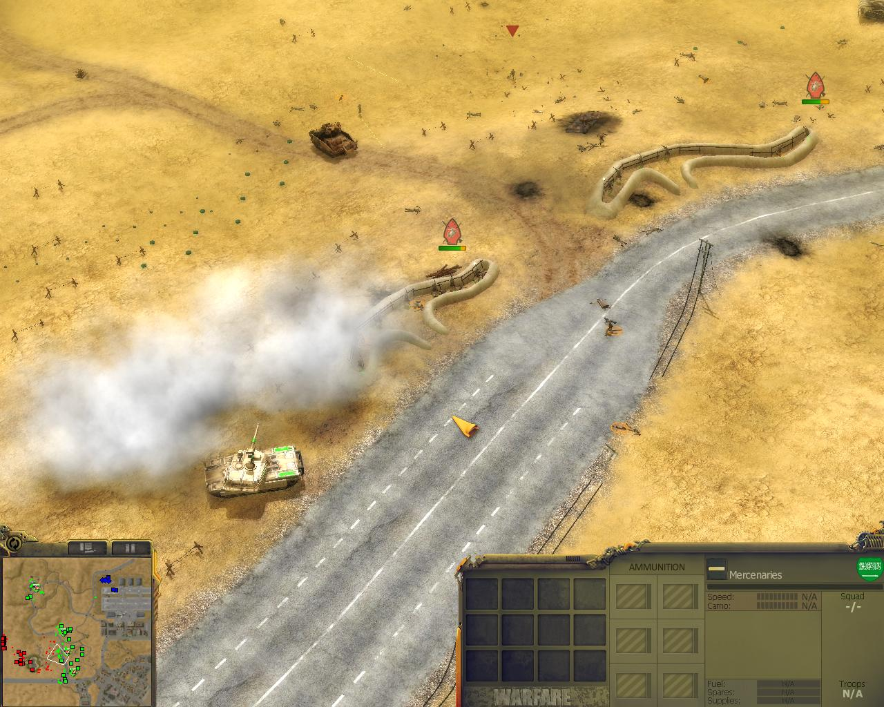 Warfare screenshot