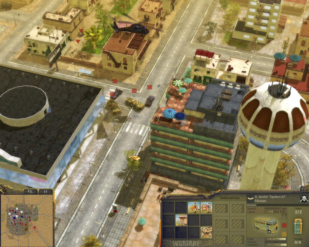 Warfare screenshot