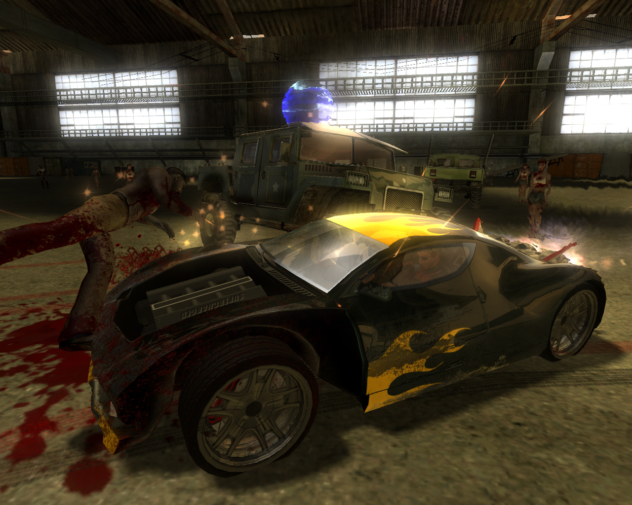 Armageddon riders / geargrinder: carnage / clutch (2011) ps3 repack