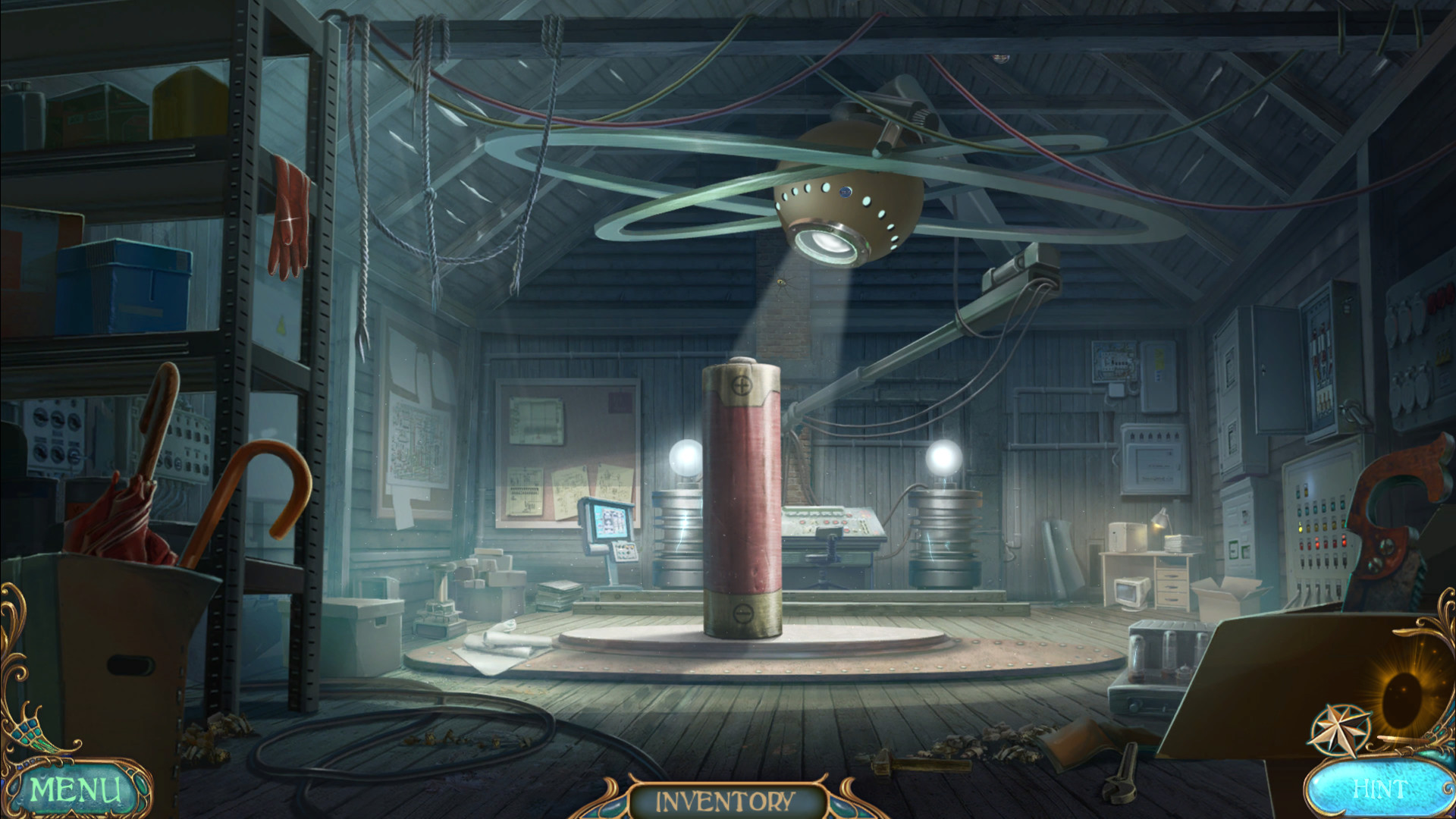 Dreamscapes: Nightmare's Heir - Premium Edition screenshot