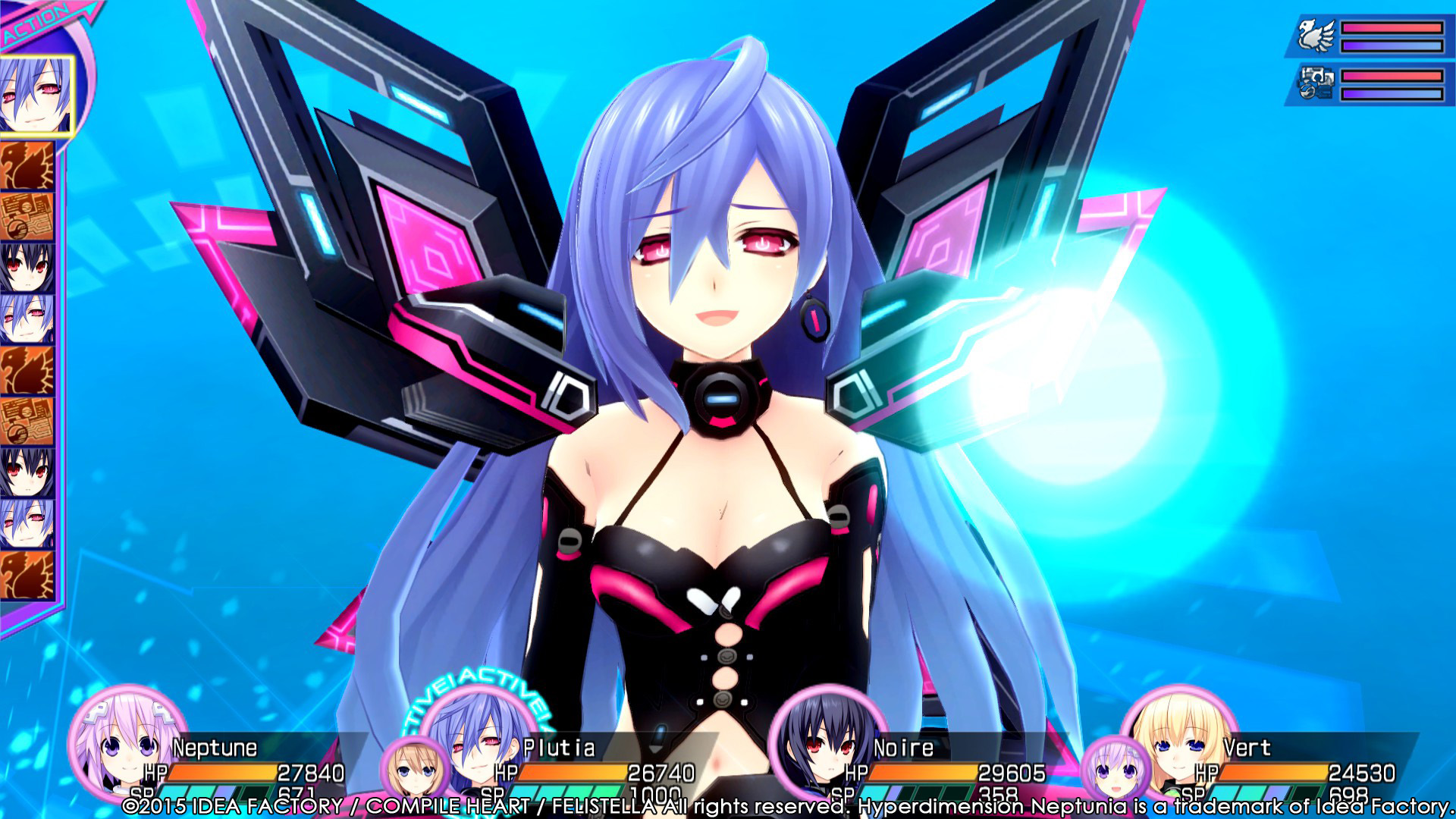 Hyperdimension Neptunia Re;Birth3 Screenshot 2