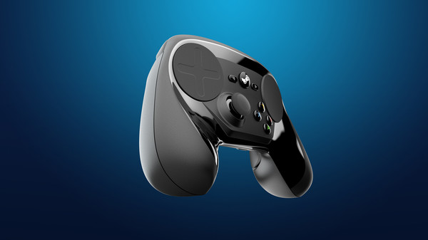 The Steam controller