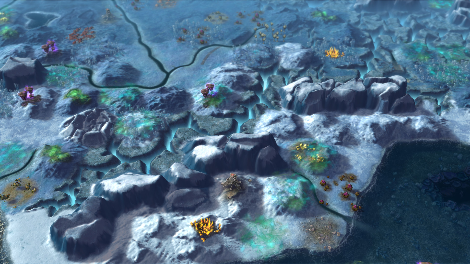 Sid Meier's Civilization: Beyond Earth - Rising Tide screenshot