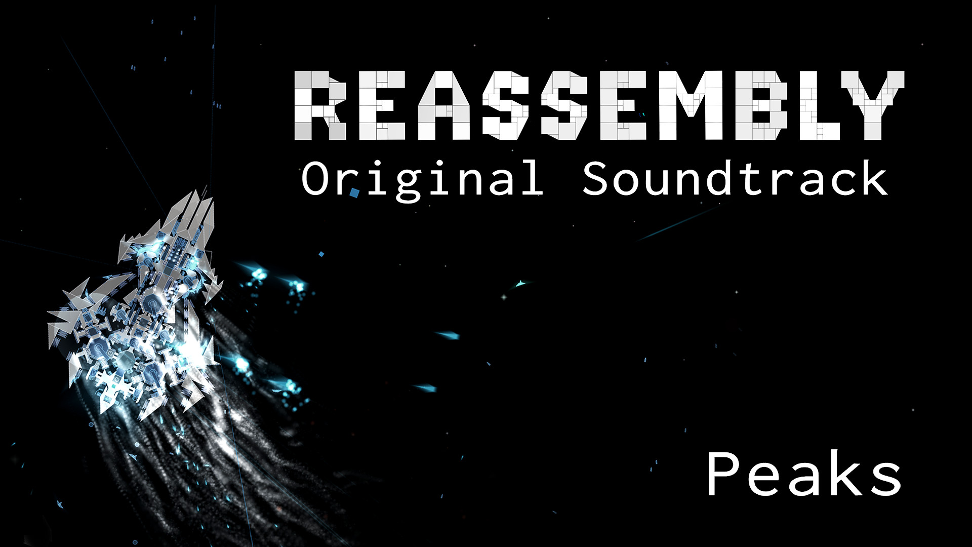 Reassembly Soundtrack screenshot