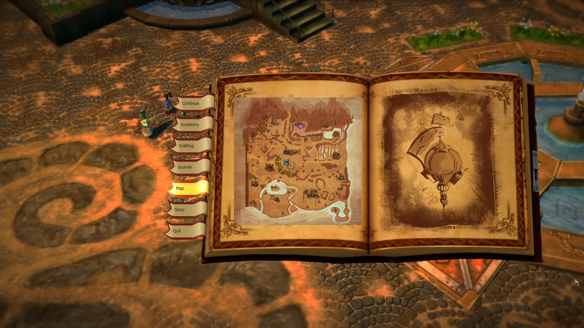 Parvaneh: Legacy of the Light's Guardians screenshot
