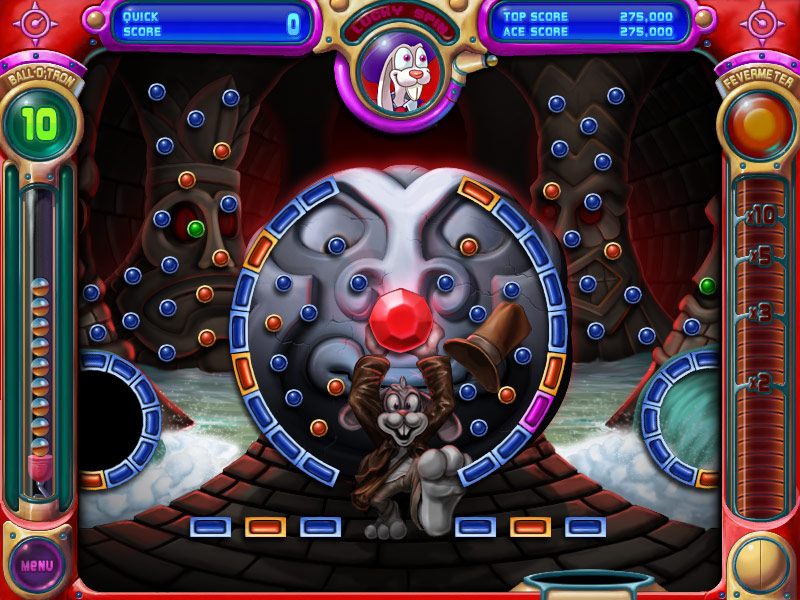 Peggle Nights screenshot