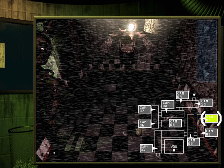 Five Nights at Freddy's 3 PC Game Download