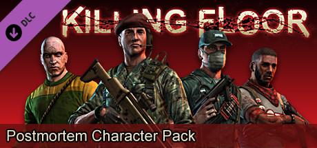 Wonderful Killing Floor: PostMortem Character Pack On Steam