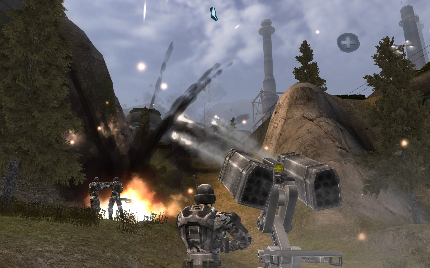 Defence Alliance 2 screenshot